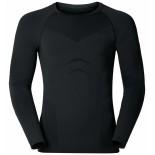Pánské triko Odlo Evolution Warm černá