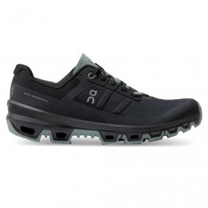 Dámské boty On Running Cloudventure 2 Black Cobble