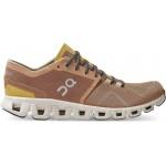 Dámské boty On Running Cloud X 2 Mocha Sand