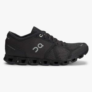 Dámské boty On Running Cloud X Black Asphalt