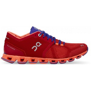 Dámské boty On Running Cloud X Red Flash