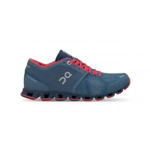 Dámské boty On Running Cloud X Lake Coral