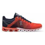 Dámské boty On Running Cloudflow Crimson Midnight