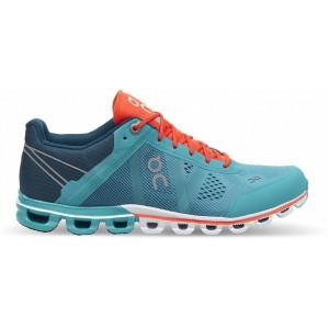 Dámské boty On Running Cloudflow Atlantis Flame