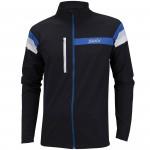 Pánská bunda Swix Focus černá s modrou