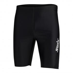 Swix pánské elastické šortky O2 černá