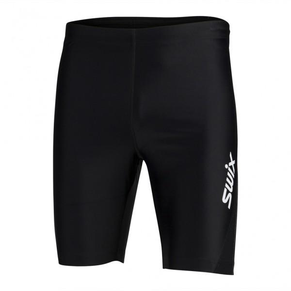 Swix pánské elastické šortky O2 černá 9966e7515f