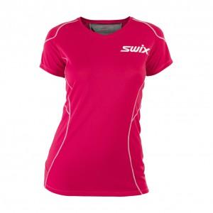 Swix dámské triko O2 růžová
