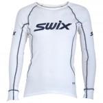 Swix pánské triko Race X bílá s modrou