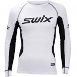 Swix pánské triko RaceX bílá s černou
