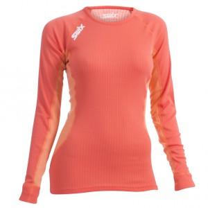 Swix dámské triko RaceX červená korálová