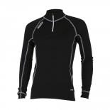 Swix pánské triko se stojáčkem RaceX černá