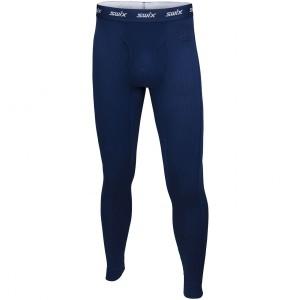Swix pánské spodky RaceX s dl.nohavicí modrá