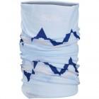 Funkční nákrčník Swix Tracx modrá s bílou