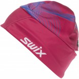 Čepice Swix Race Warm Women růžová
