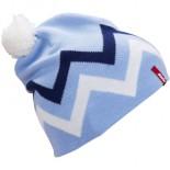 Swix funkční čepice Tracx modrá s bílou