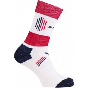 Swix funkční ponožky Cross Country Light vícebarevná