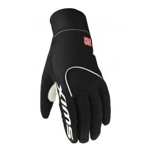 Pánské rukavice Swix XC 1000 černá