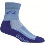 Ponožky Ulvang Spesial modrá