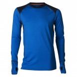 Pánské triko Ulvang Training modrá