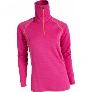 Dámské triko Ulvang 50 Fifty růžová vzor