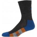 Ponožky Ulvang Spesial šedá s modrou