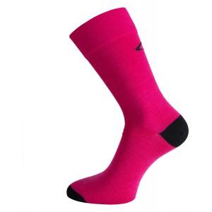 Ponožky Ulvang Ultra růžová