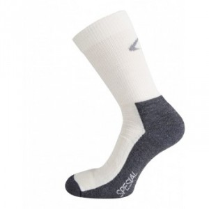Ponožky Ulvang Spesial bílá se šedou