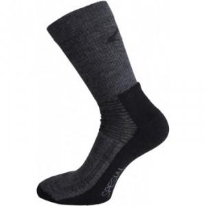 Ponožky Ulvang Spesial šedá s černou