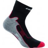 4c5f915a7bf Ponožky Craft Warm Bike černá