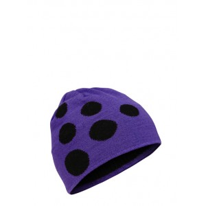 Čepice Craft Light 6 Dots fialová