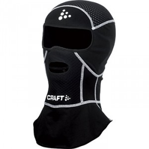 Kukla Craft Active Stretch Face Protector černá