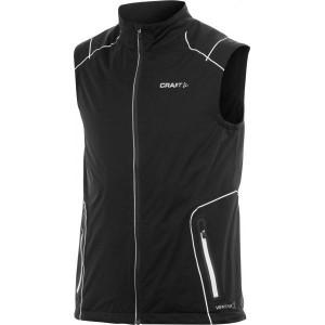 Pánská vesta Craft PXC Hight Function černá s bílou