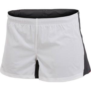Dámské šortky Craft Fast 2 v 1 bílá