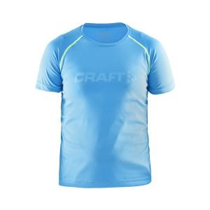 Dětské triko Craft Run modrá