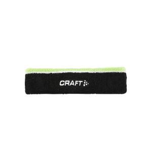 Čelenka Craft froté černá
