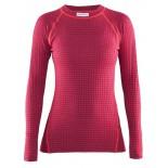 Dámské triko Craft Warm Wool růžová