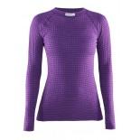 Dámské triko Craft Warm Wool fialová