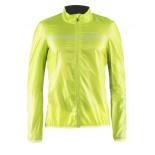 Pánská bunda Craft Featherlight žlutá reflexní