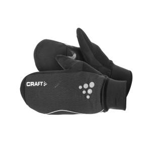 Rukavice Craft Touring palčáky černá