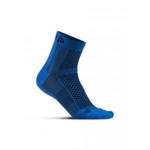 Ponožky Craft Cool Mid 2-pack tmavě modrá