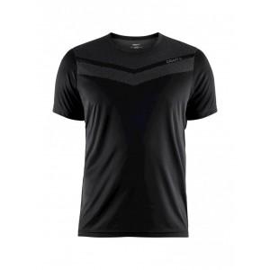 Pánské triko Craft Eaze One černá