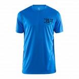 Pánské triko Craft Eaze Graphic modrá