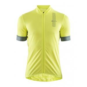 Pánský cyklodres Craft Rise žlutá