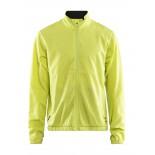 Pánská bunda Craft Eaze žlutá