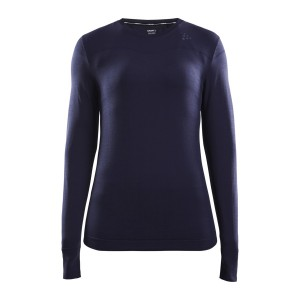 Dámské triko Craft Fuseknit Comfort tmavě modrá