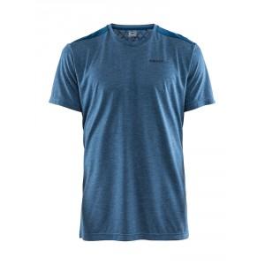 Pánské triko Craft Charge modrá