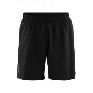 Pánské šortky Craft Eaze Woven černá