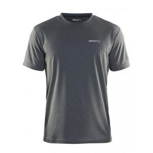 Pánské triko Craft Prime šedá