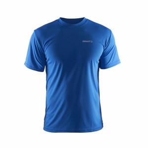 Pánské triko Craft Prime modrá